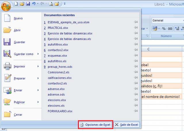 Validar Direcciones De Email En Excel Con La Udf Esemail